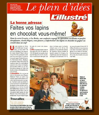 L'Illustré Mars 1998