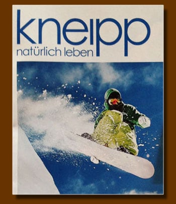 Kneipp Janvier 2015