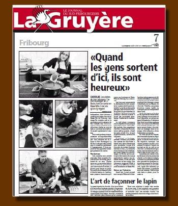 La Gruyère Avril 2012