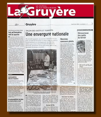 La Gruyère Juin 2004