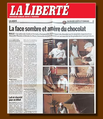 La Liberté Oct. 2007